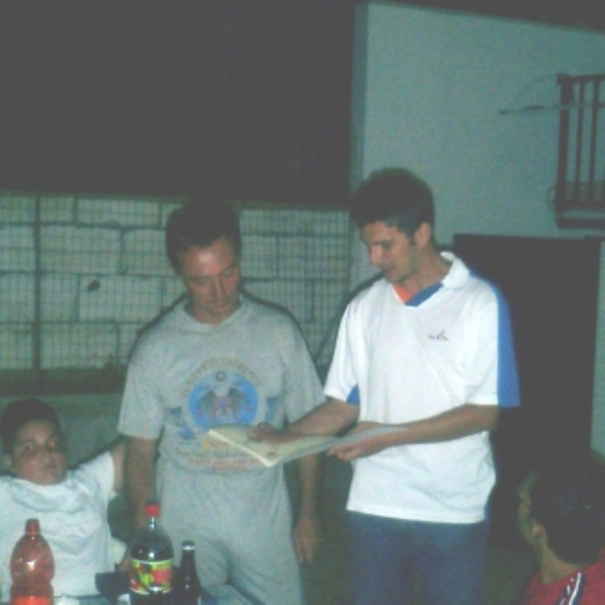 Anno 2004 – 10 anni di Presidenza Ambrosio