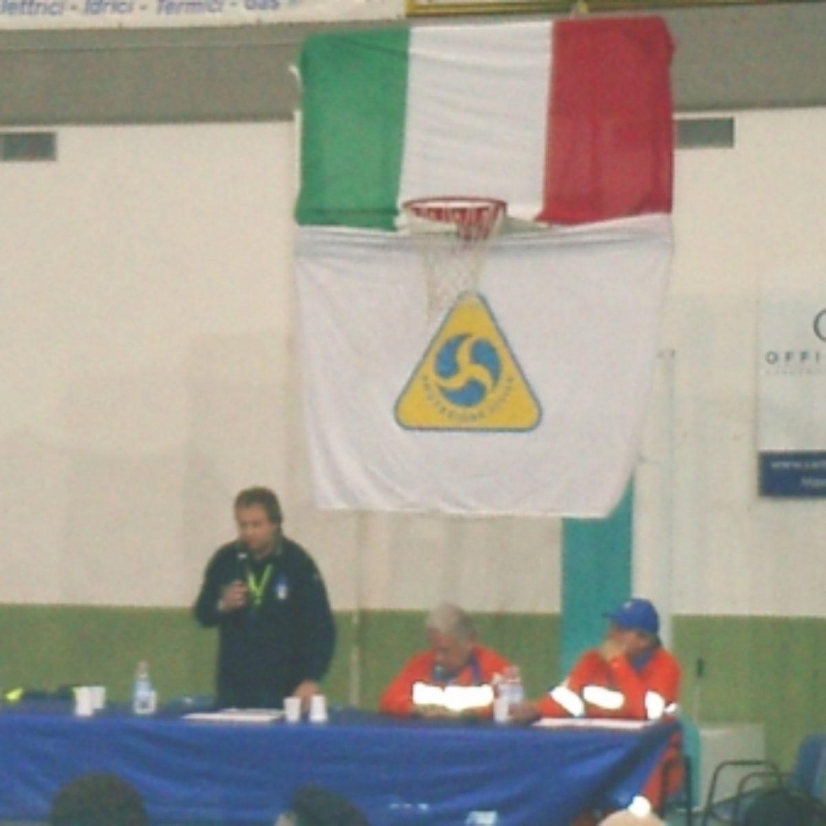 Anno 2004 – Campo FIR CB Massafra 1