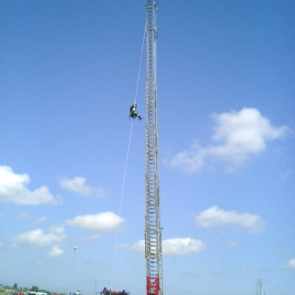 Anno 2004 – Campo ProCivil Salento