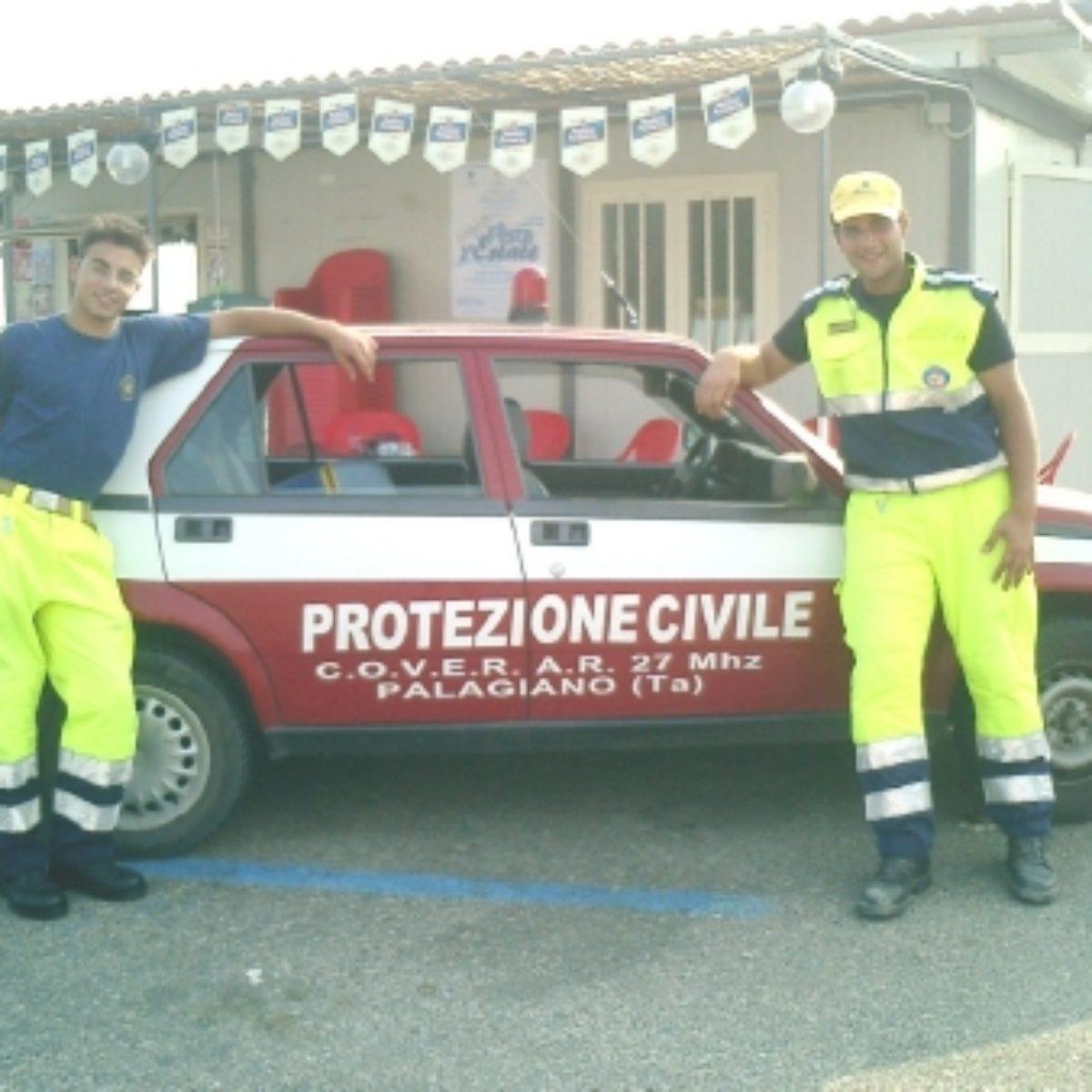 Anno 2005 – Campagna Anti Incendio Boschivo