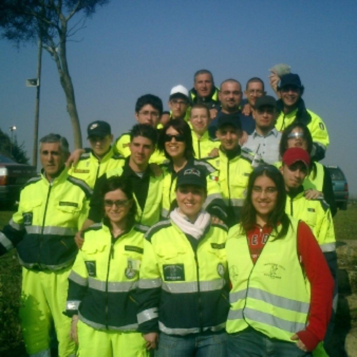 Anno 2005 – Campo Pro Civil Salento