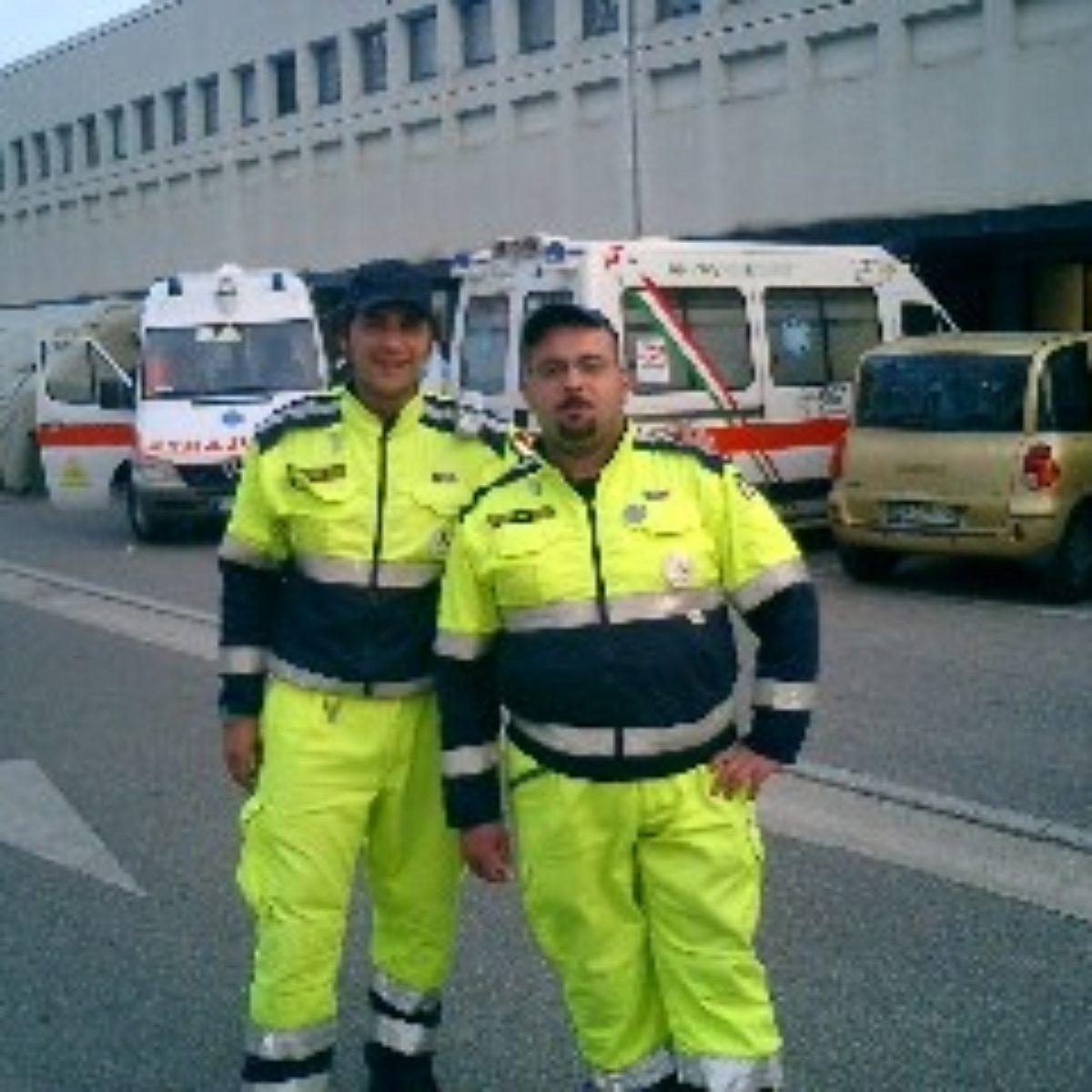 Anno 2005 – Visita Dipartimento Protezione Civile Roma