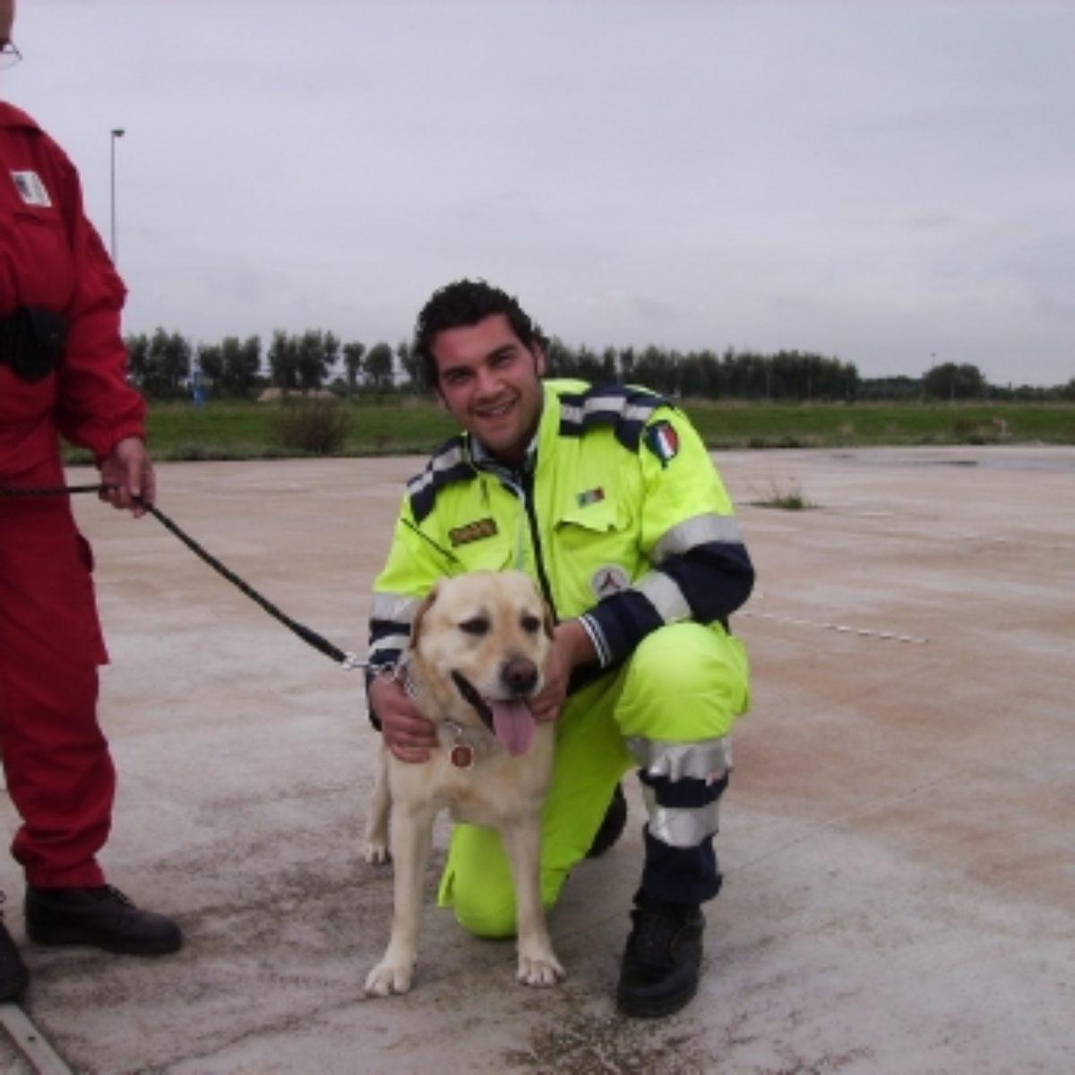Anno 2006 – Campo Pro Civile Salento