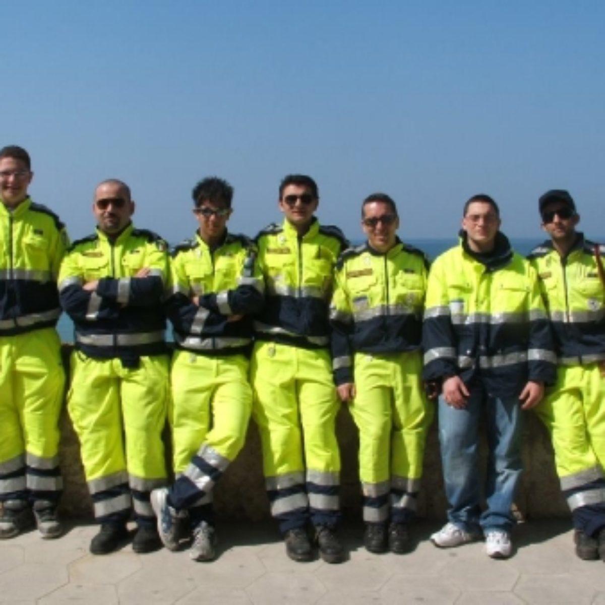 Anno 2007 – Esercitazione Otranto