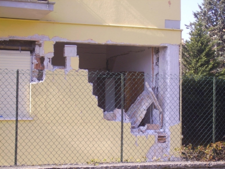 Anno 2009 – 1a Partenza Terremoto Abruzzo