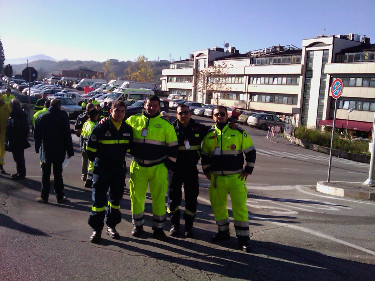 Anno 2011 – Raduno PC Potenza