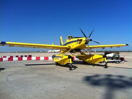 Anno 2012 – Chiusura Campagna AIB Regione Puglia