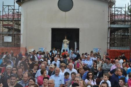 Anno 2012 – Servizio d'ordine Madonna della Stella Palagiano