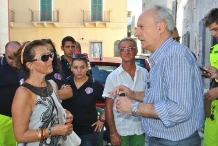 Anno 2012 – Visita del Sindaco di Castel di Ieri